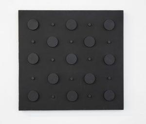 """Black Rain"" (38″ x 40″)"